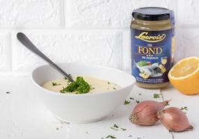 Beurre blanc saus of witte boter saus