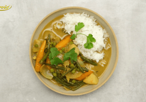 Vegetarische curry