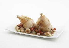 Kippenboutjes met rozemarijn