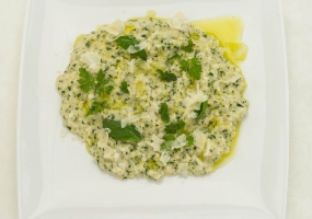 Risotto aux fines herbes