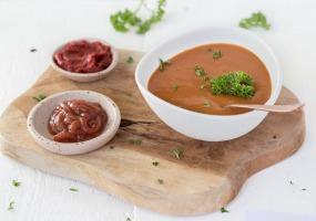 Tomaten saus (basic)